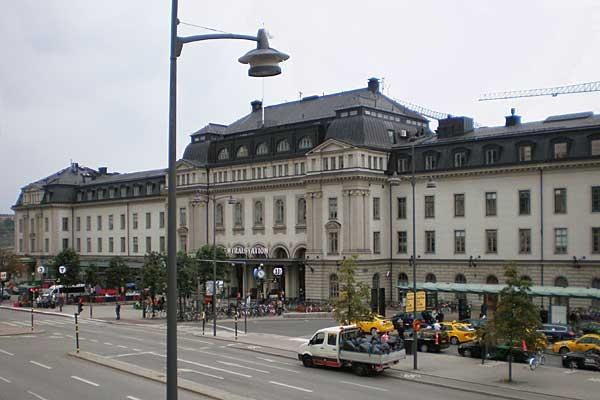 Hbf Stockholm, 2009