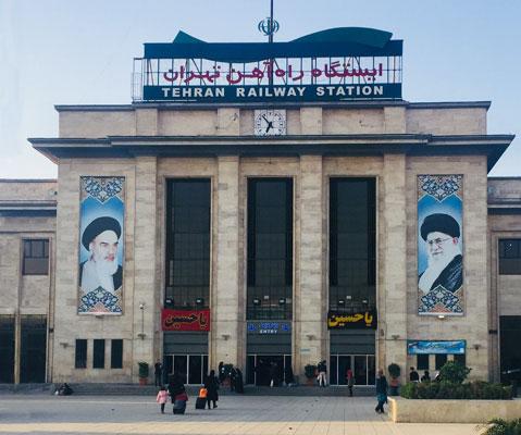 Hbf Teheran, 2017