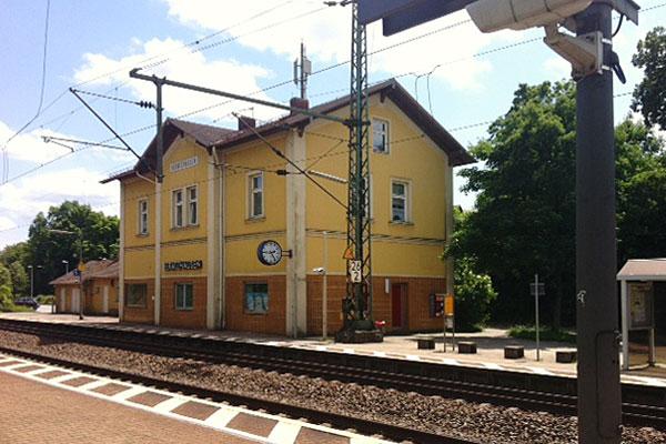 Beratshausen Bhf, 2012