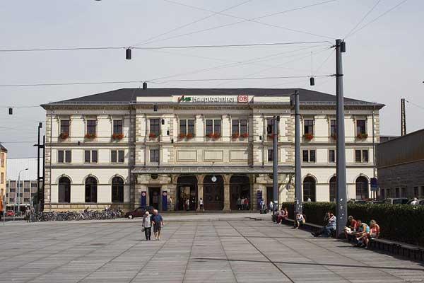 Hbf Chemnitz, 2009