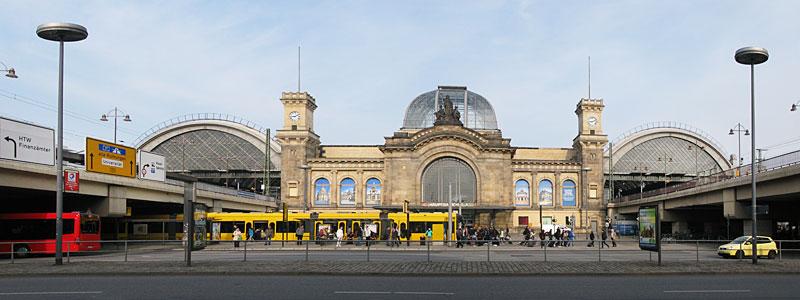 Hbf Dresden, 2014
