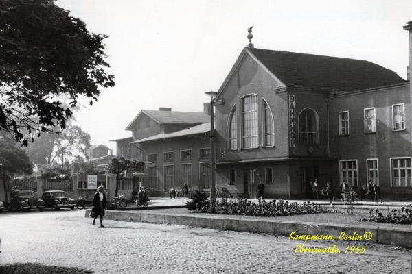 Bhf Eberswalde, 1965
