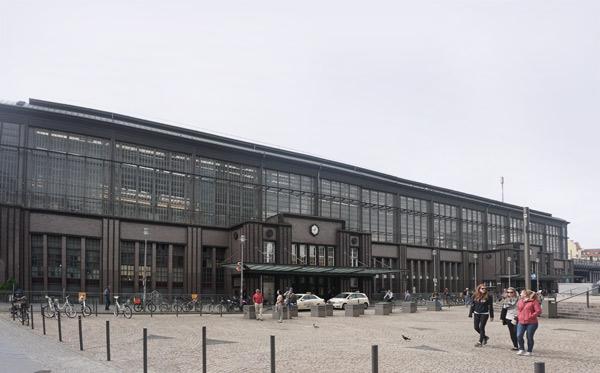 Bhf Friedrichstraße, 2019