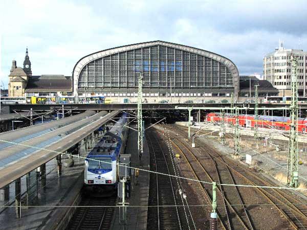 Hbf Hamburg, 2009