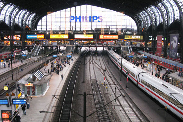 Hamburg Hbf, 2013