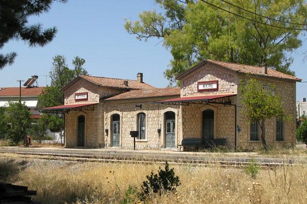 Mykene, Griechenland, 2012