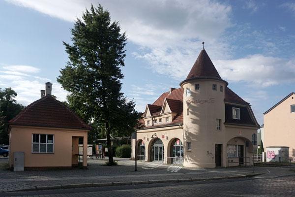 Bhf Neuruppin-Rheinsberger Tor, 2017