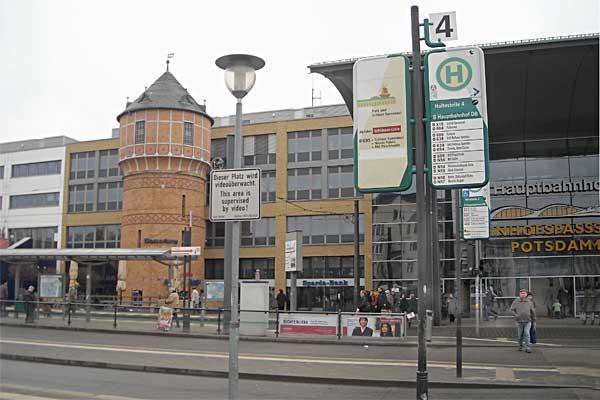 Hbf Potsdam, 2017