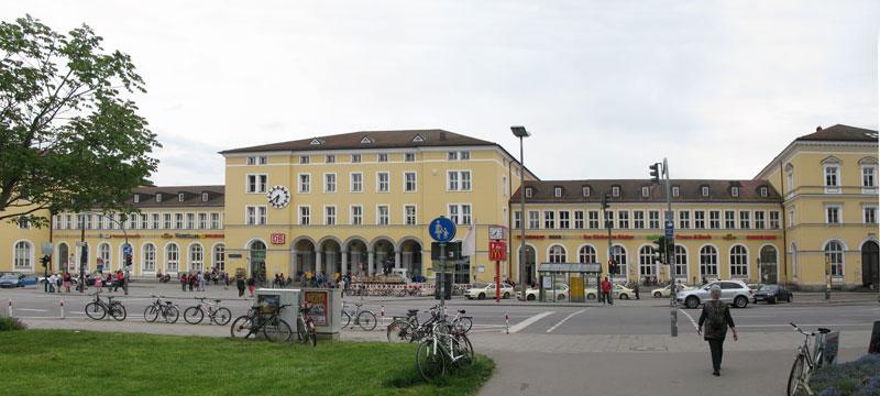 Regensburg Hbf, 2015