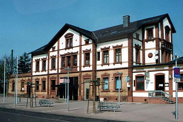 Bhf St. Ingbert, 2009