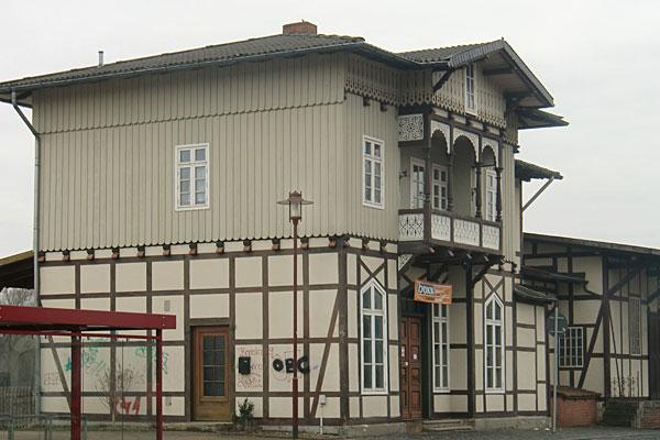 Bhf Baddeckenstedt, 2014