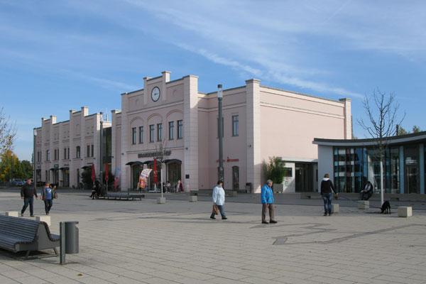 Bhf Brandenburg, 2015