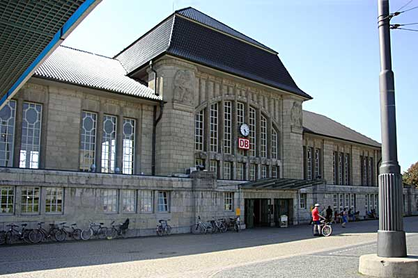 Hbf Darmstadt, 2009