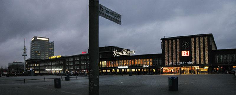 Hbf Duisburg, 2013