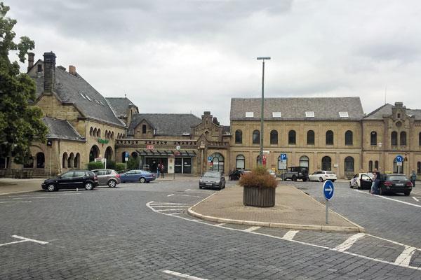 Bhf Goslar, 2016