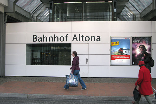 Hamburg-Altona, 2013