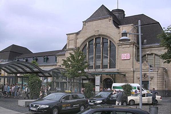 Hbf Koblenz, 2009