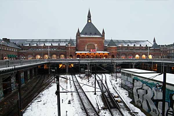 Hbf Kopenhagen, 2010