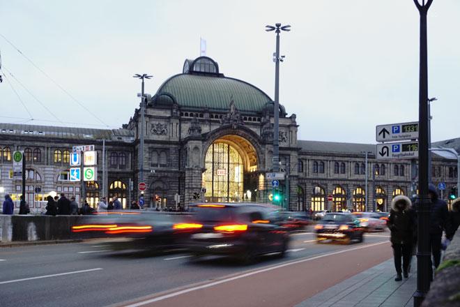 HBF Nürnberg