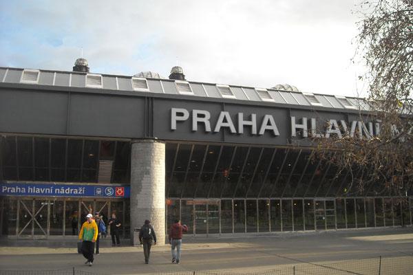Hbf Prag, 2016