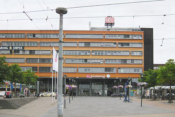 Hbf Saarbrücken, 2011