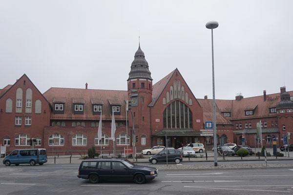 Hbf Stralsund, 2017