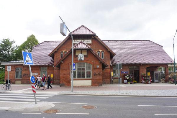 Bhf Wismar, 2018