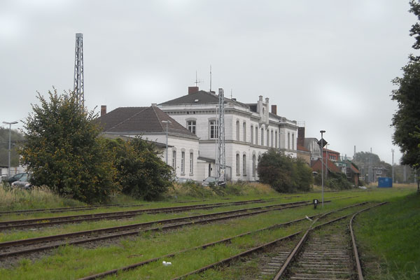 Bhf Wismar, 2011
