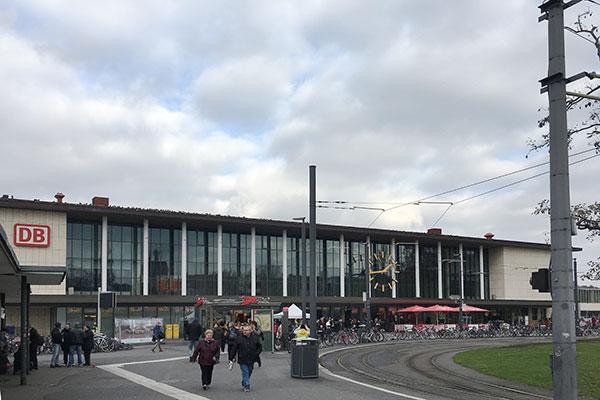 Würzburg Hbf, 2017