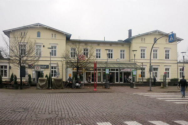 Bhf Ahrensburg, 2017