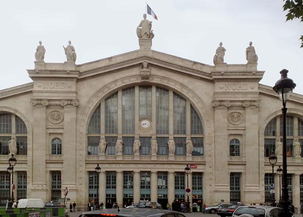 Bhf Gare du Nord, 2010