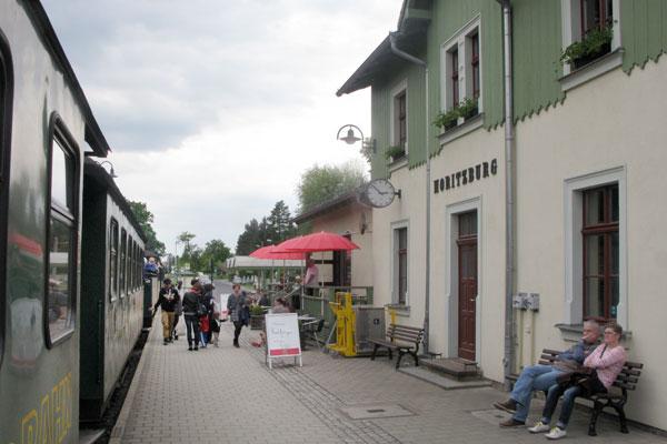 Bhf Moritzburg, 2015