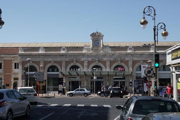 Gare de Narbonne, 2016
