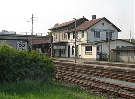 Bhf Erfurt Nord, 2008