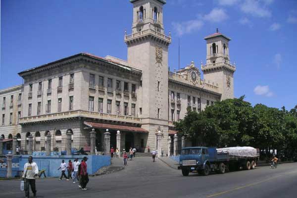 Hbf Havanna, Kuba, 2011