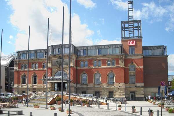 Hbf Kiel, 2009