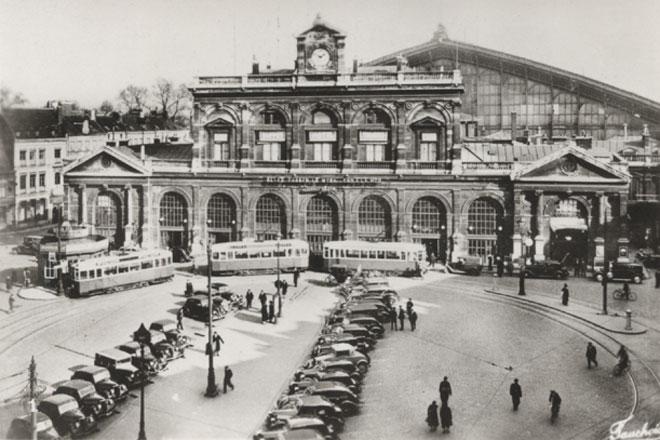Hbf Lille-Flandres, 1930
