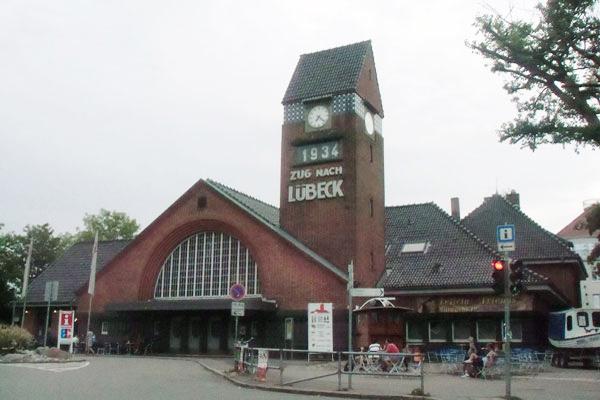 Bhf Travemünde, 2017