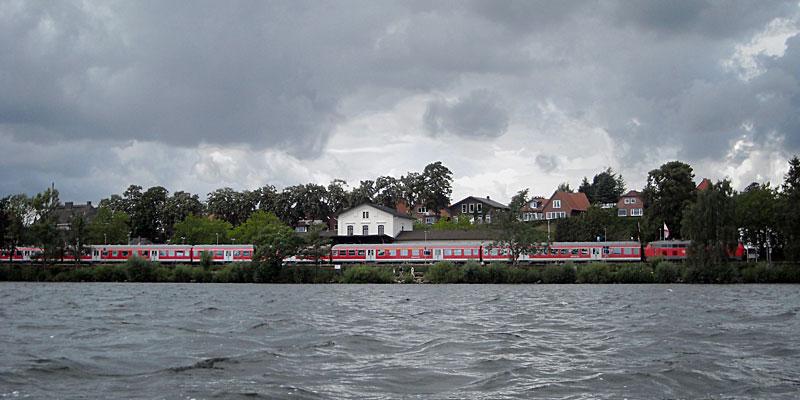 Bhf Plön, 2009