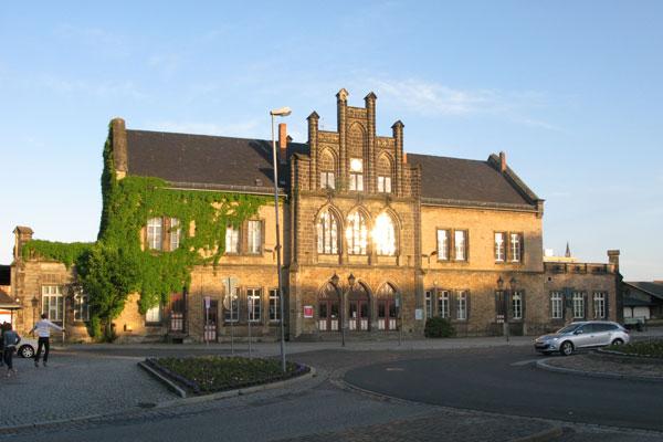 Bhf Quedlinburg, 2014