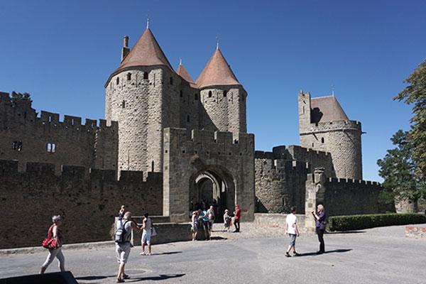 Burg Carcassone, 2016