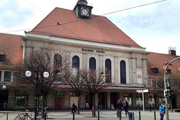 Hbf Görlitz, 2013