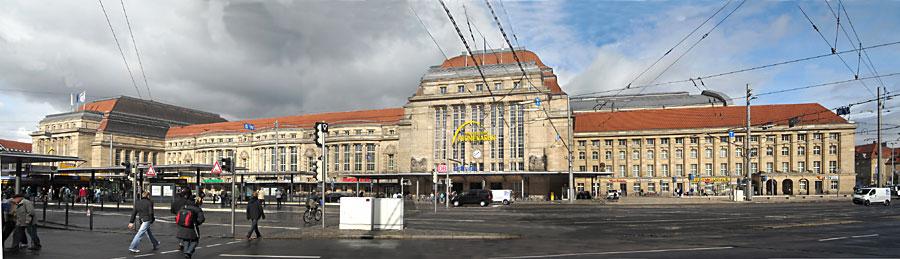 Hbf Leipzig, 2009