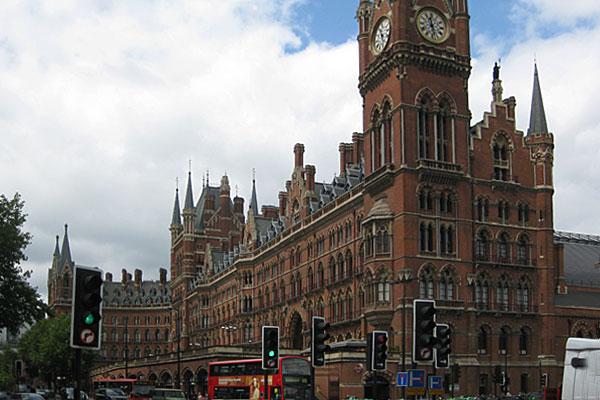 London St. Pancras, 2011