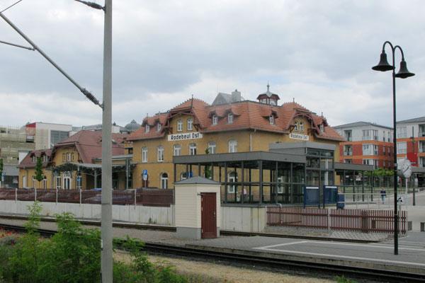 Bhf Radebeul-Ost, 2015