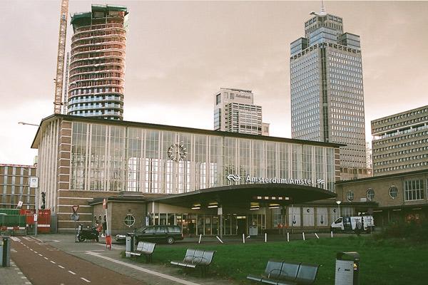 Amsterdam-Amstel, 2017