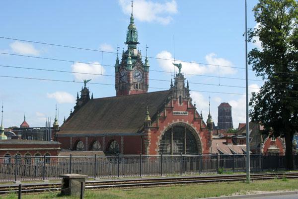 Hbf Gdansk, 2014