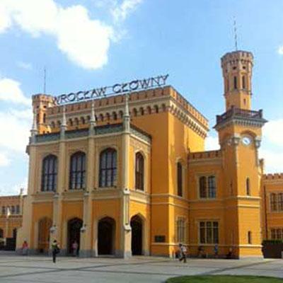 Hbf Wroclaw, 2013