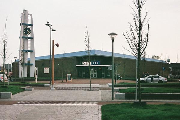 Bhf Den Helder, 2017