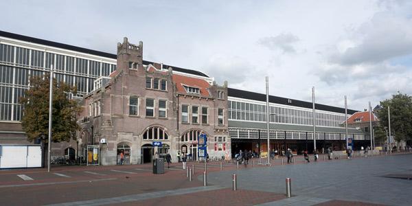 Hbf Haarlem, 2017